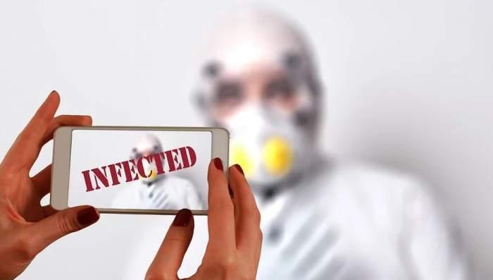 Primul deces confirmat în Franţa. Un bărbat a murit pe patul de spital, răpus de coronavirus