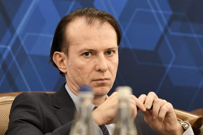 Florin Cîțu, desemnat prim-ministru de Klaus Iohannis