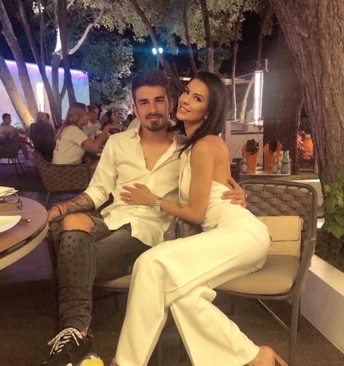 Reacţia lui Sergiu Hanca, după ce a aflat că va deveni tată din nou. Fotbalistul şi soţia sa au dezvăluit sexul şi numele copilului
