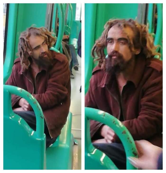 Român căutat de 18 ani, găsit vorbind singur într-un tramvai, în Italia. Dan este tatăl a doi copii