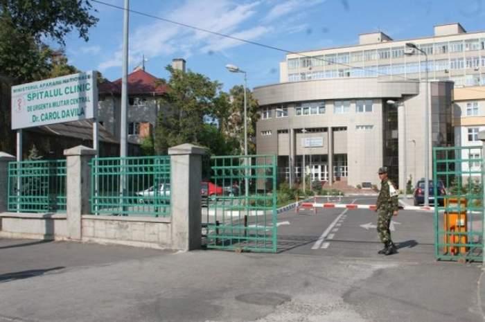 Spitalul Militar din Bucureşti, în carantină de teama coronavirusului