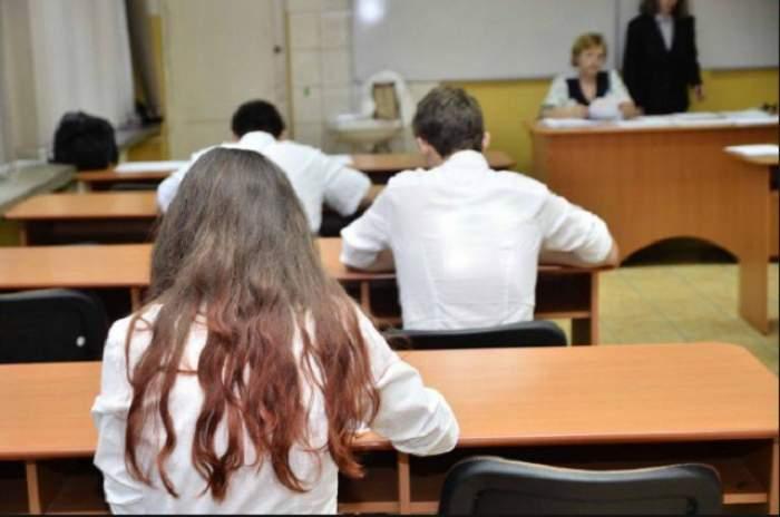 Un profesor din Botoşani, acuzat de hărţuire. Eleva sa de clasa a X-a a depus plângere