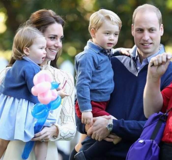 Pericol în Familia Regală! Patru colegi de şcoală ai copiilor Prinţului William sunt suspecţi de infectare cu coronavirus