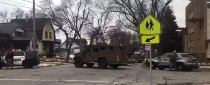 Cinci persoane au murit în urma unui atac armat, în nordul Statelor Unite / VIDEO