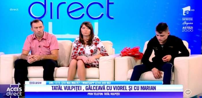 Mara Bănică a dat-o de gol pe Vulpiţă. Ce i-a spus soţia lui Viorel despre Marian, în spatele camerelor de filmat