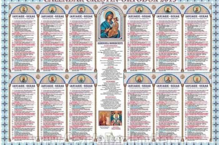 Calendar ortodox, sâmbătă, 29 februarie. Care sunt Sfinţii acestei zile