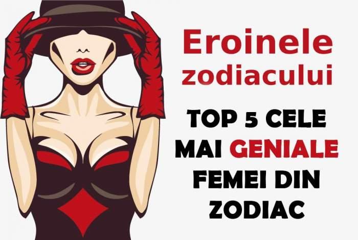 Cele mai geniale femei din zodiac