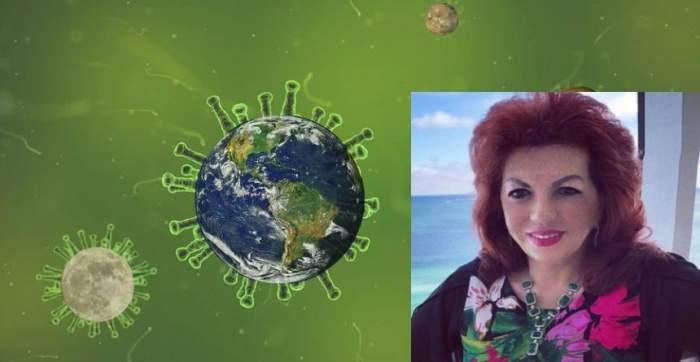 Carmen Harra trage un semnal de alarmă, după ce românii au intrat în panică din cauza coronavirusului. ''Lucrurile se vor calma într-o lună-două''