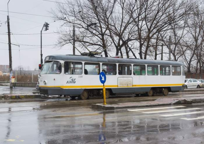 Vremea în București, marți, 4 februarie. Se răcește și vin ploile