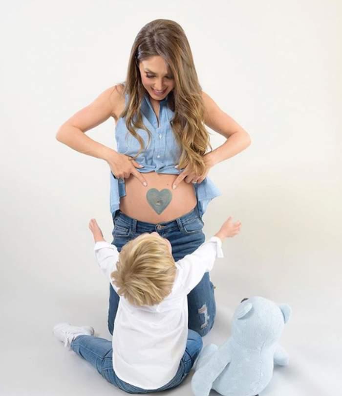 Anahi a născut! Prima imagine cu bebeluşul, după ce artista a devenit mamă pentru a doua oară!