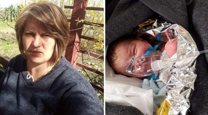 Ce se va întâmpla cu bebelușul lăsat de mamă într-o cutie, în ger, la Morunglav. Starea sa este gravă
