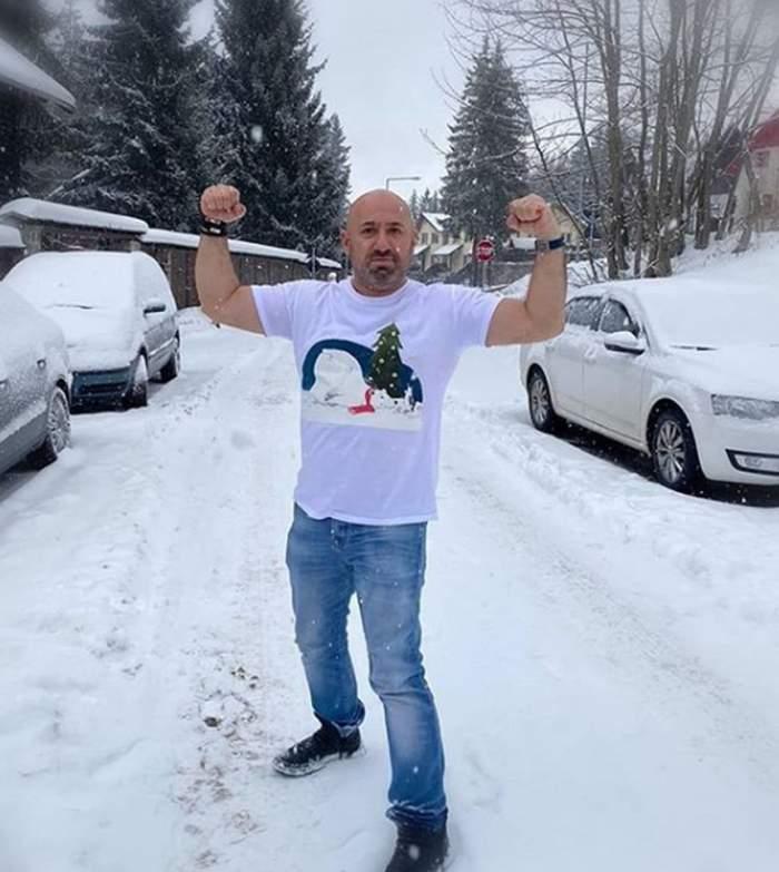Chef Cătălin Scărlătescu urmează să devină tată. Primele declaraţii!