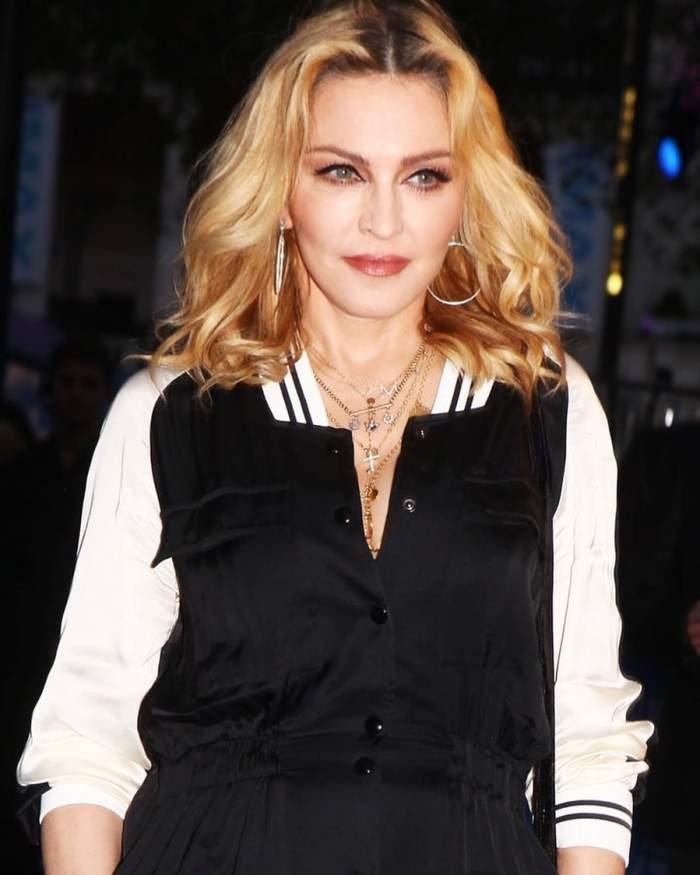 """Madonna, detalii intime din pat! """"N-am fost niciodată cu un tip prost dotat"""""""