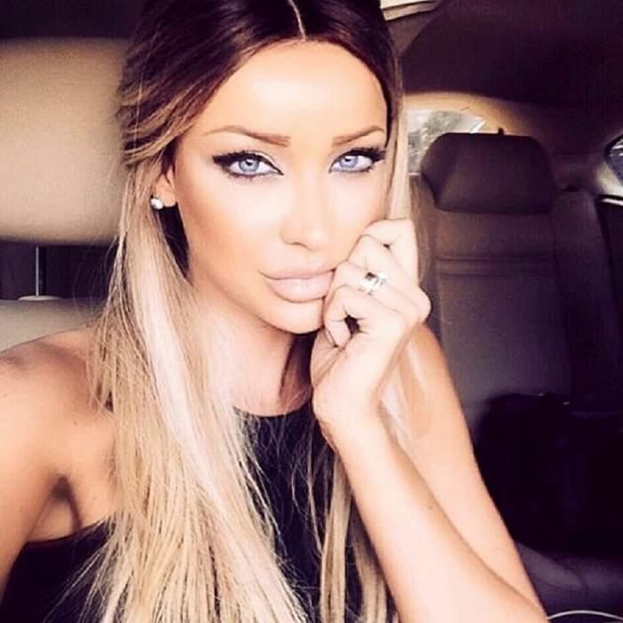 Bianca Drăguşanu şi-a schimbat din nou look-ul. Cum arată acum soţia lui Alex Bodi
