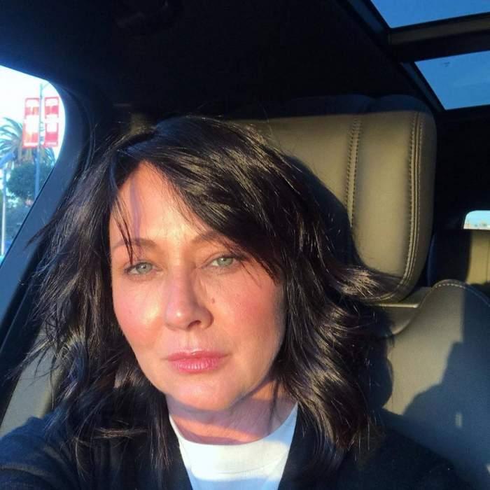 """Shannen Doherty, dezvăluire sfâşietoare! Actriţa are cancer în stadiu terminal: """"Sunt extrem de speriată"""""""