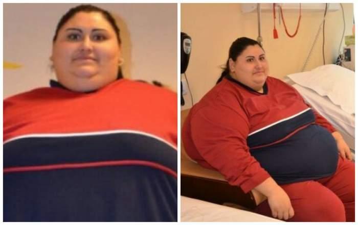 O mai știi pe Mariana, cea mai grasă femeie din România? În 2013, cântărea 240 de kilograme. Astăzi, este un om diferit!
