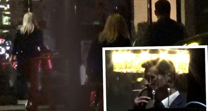PAPARAZZI / VIDEO / Alexandrov, prins la volan, după ce a chefuit cu şampanie, cot la cot cu Udrea / Imagini exclusive