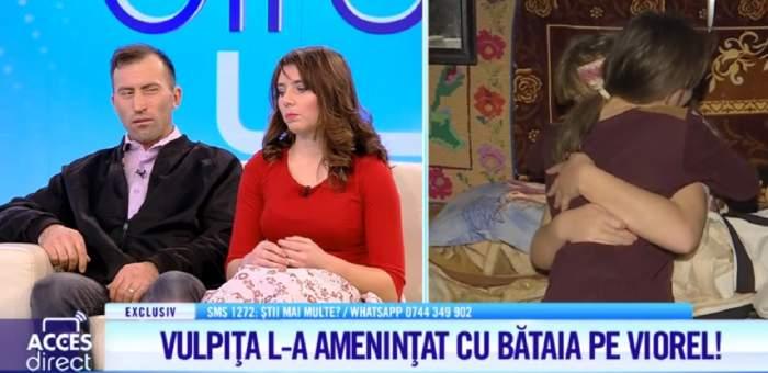 Soţia-vulpiţă vrea pauză de la căsnicie! Veronica îşi lasă soţul şi copilul şi plănuieşte să se ducă la părinţi / VIDEO