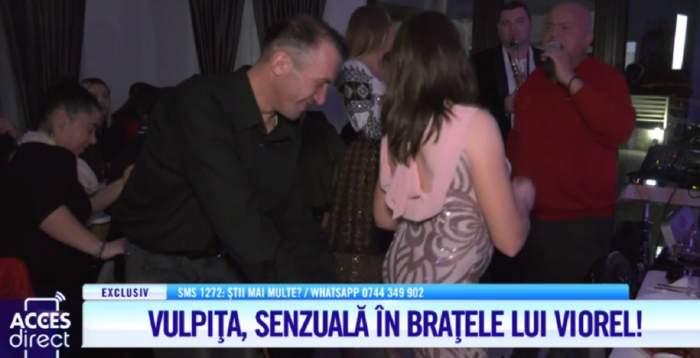Soţia-vulpiţă şi Viorel, scene de gelozie la petrecere! Veronica şi-a unduit trupul în faţa lui Axinte / VIDEO
