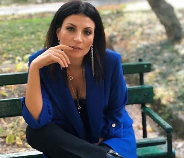 """FOTO / Ioana Ginghină, schimbare radicală. Actriţa s-a apucat serios de sport şi """"rupe"""" sala în două"""