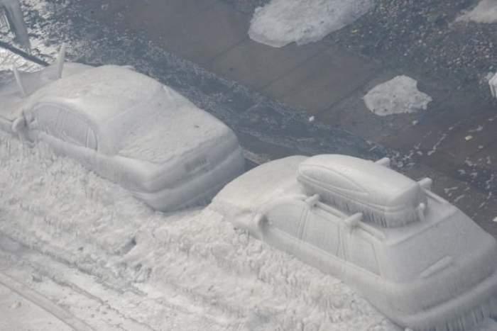 Au fost -32 de grade! Unde în România s-au înregistrat cele mai scăzute temperaturi