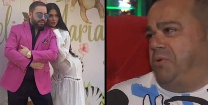 """Probleme în paradis? Adrian Minune, dezvăluire neaşteptată despre Florin Salam şi Roxana Dobre: """"Fiecare are viaţa lui"""" / VIDEO"""