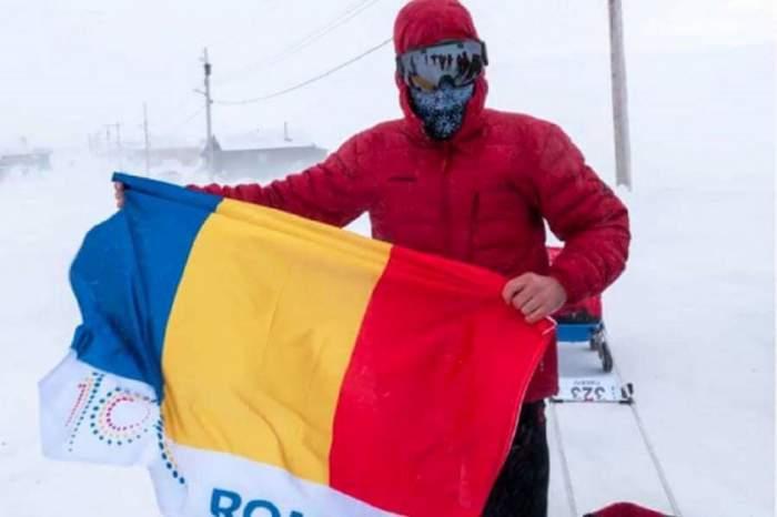 Maratonul Yukon Arctic Ultra a ajuns la final! Pe ce loc s-a clasat Tibi Uşeriu