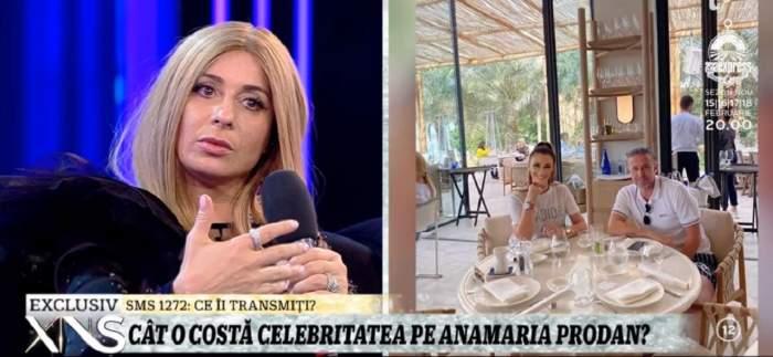 """VIDEO / Anamaria Prodan, despre războiul dintre ea şi fraţii Becali: """"I-am iertat"""""""