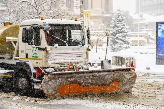 Vremea în București, sâmbătă, 8 februarie. Temperaturile ajung și la -10 grade