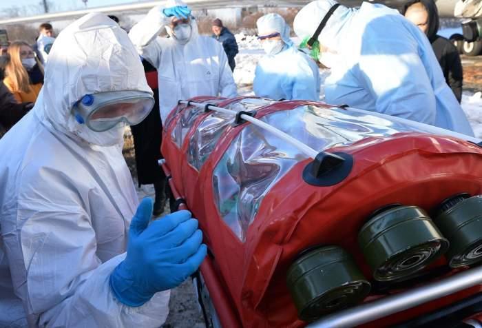 Presa din China: numărul real al morților de coronavirus este 24.600