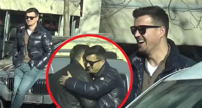 Pe Elena Udrea o lasă acasă, iar el se distrează în oraş. Cu cine petrece Adrian Alexandrov, atunci când crede că nu-l vede nimeni / VIDEO PAPARAZZI