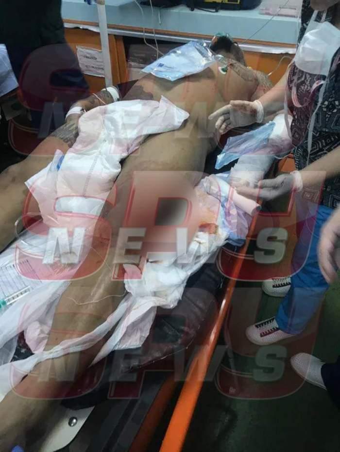 EXCLUSIV / Cine a ordonat asasinarea temutului Bebino, pe patul de spital! Lumea interlopă a dat, din nou, în clocot