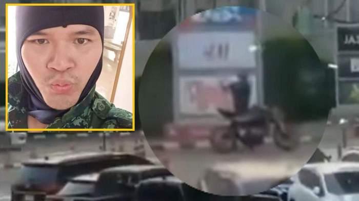 Atacatorul thailandez care a ucis zeci de persoane a fost împuşcat mortal de autorităţi