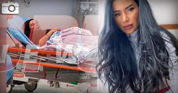 Informația șoc a dimineții! Daniela Crudu, bătută și băgată în spital de iubit
