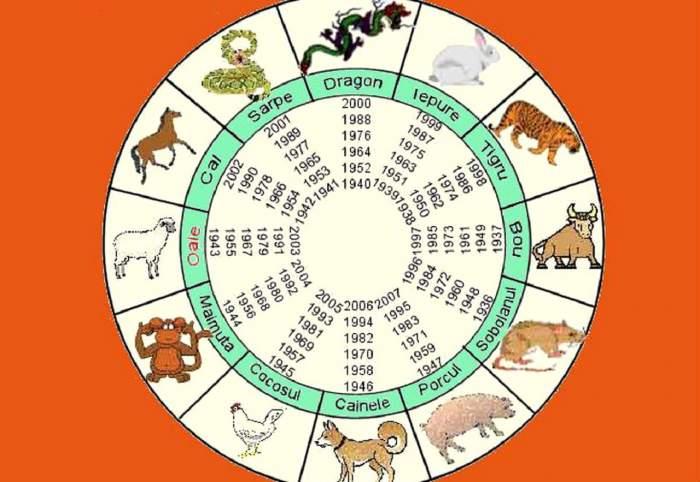 Horoscop chinezesc pentru luni, 10 februarie: Dragonii au de traversat o perioadă grea