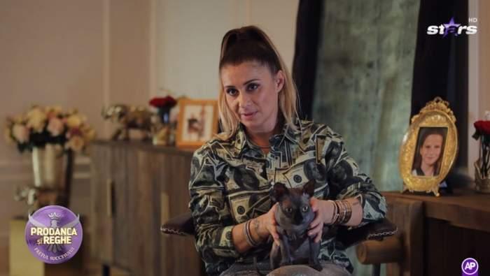 """VIDEO / Cum a ajuns Anamaria Prodan să-și cumpere o pisică sfinx: """"Am crezut că mor"""""""
