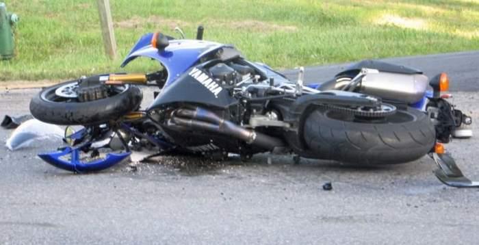 Accident teribil în Capitală. Un motociclist și-a pierdut viața în zona Mihai Bravu