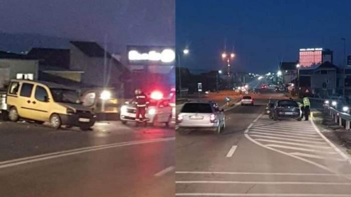Un bărbat întors din Italia, care trebuia să stea izolat 14 zile, a făcut accident, în Vâlcea! Tânărul era beat la volan. Ce pedeapsă riscă