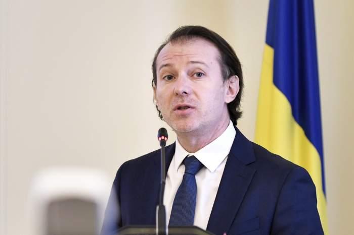 Primele declarații ale lui Florin Cîțu, după ce a depus mandatul de premier