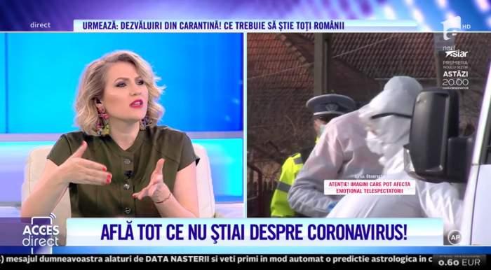 """Diferența dintre gripă și coronavirus. Medicul Ion Ștefan, la """"Acces Direct"""": """"Nu sunt deosebiri esențiale"""" / VIDEO"""