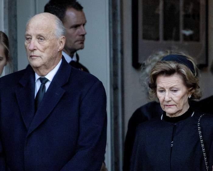 Regele și Regina Norvegiei, în carantină după o vizită în Iordania