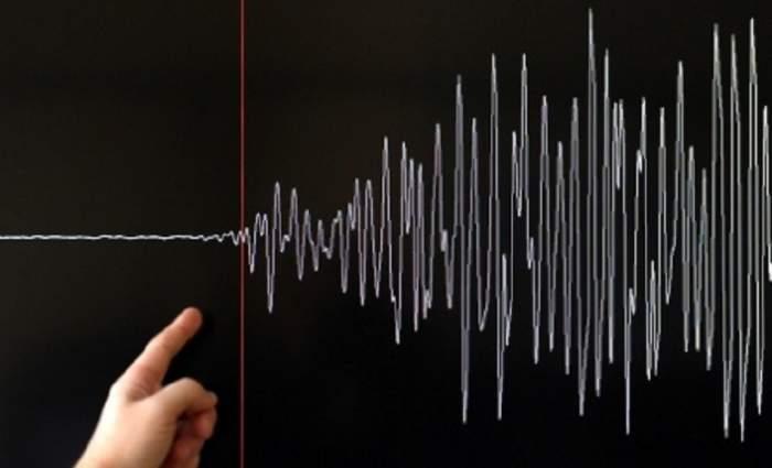 Un nou cutremur în România. Seismul s-a produs în Vrancea