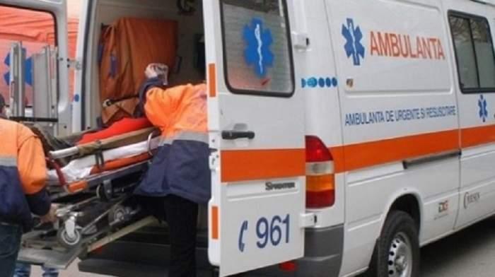 Accident mortal în Bistrița! O persoană a murit, iar alte trei au fost rănite