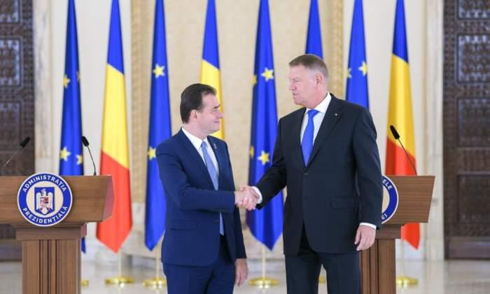 Anunț de ultimă oră din partea președintelui Klaus Iohannis! Ludovic Orban, desemnat din nou pentru funcția de prim ministru al României