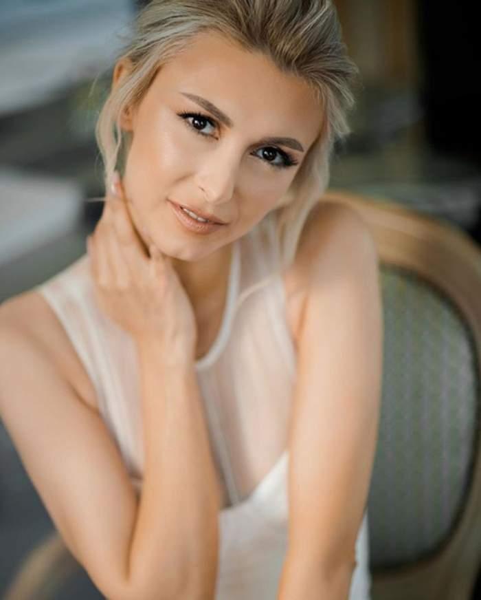 """Cum reușește Andreea  Bălan să treacă peste separarea de George Burcea: """"Unii oameni sabotează relații de iubire"""""""
