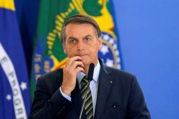 Președintele Braziliei, infectat de coronavirus!