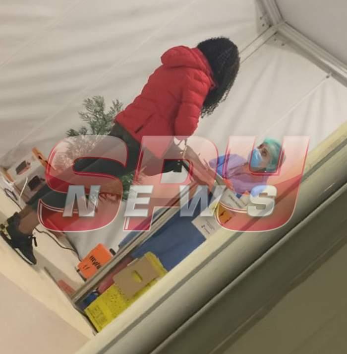VIDEO PAPARAZZI / Exclusiv! Laurette a mers la triaj, la spital! Medicii au trimis-o la izolare! Imagini cu vedeta dărâmată de probleme