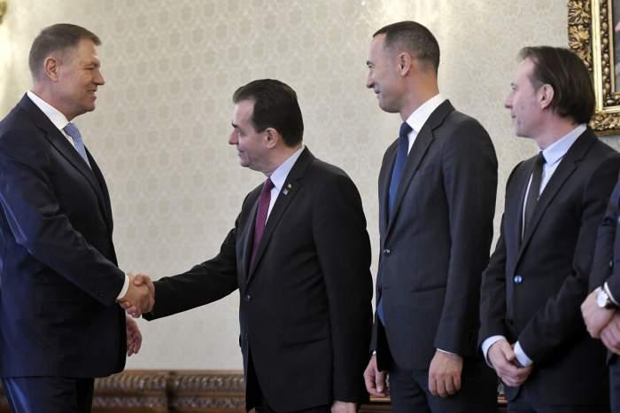 Guvernul Orban 3 depune jurământul în condiții speciale. Ce măsuri dure sunt luate la Cotroceni
