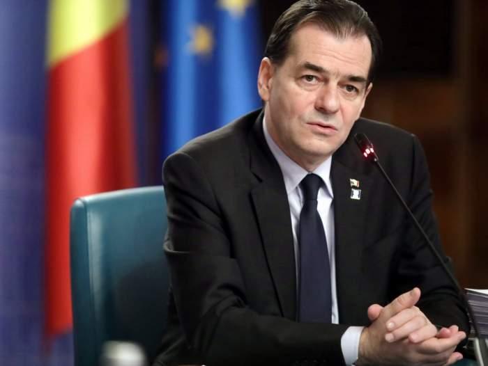 Premierul Lodovic Orban, anunț de interes național, în plină criză de corornavirus! Ce măsuri decide pentru populație