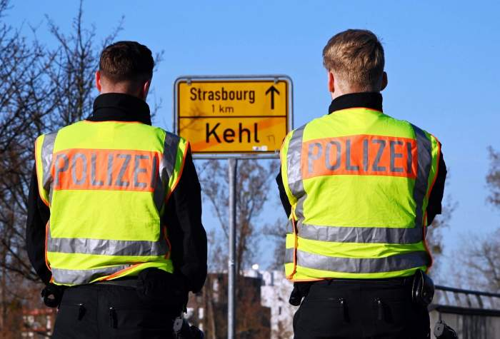 Germania și-a închis granițele de teama coronavirusului. Lista țărilor care au luat măsuri similare